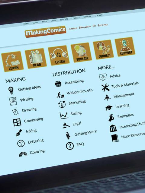 MakingComics.com